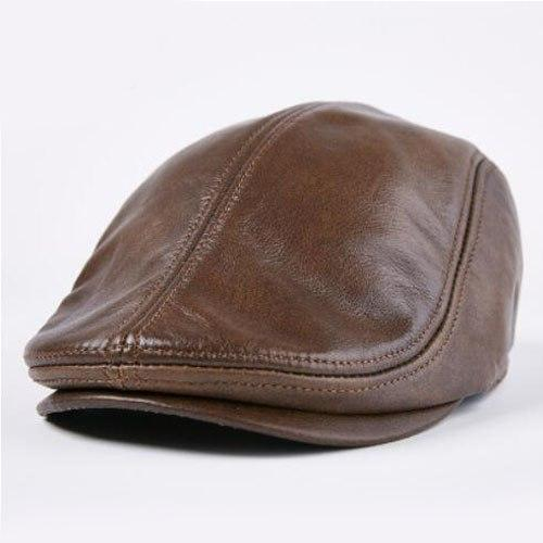 Leather Hat