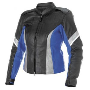 MoterBike Women Leather Jacket